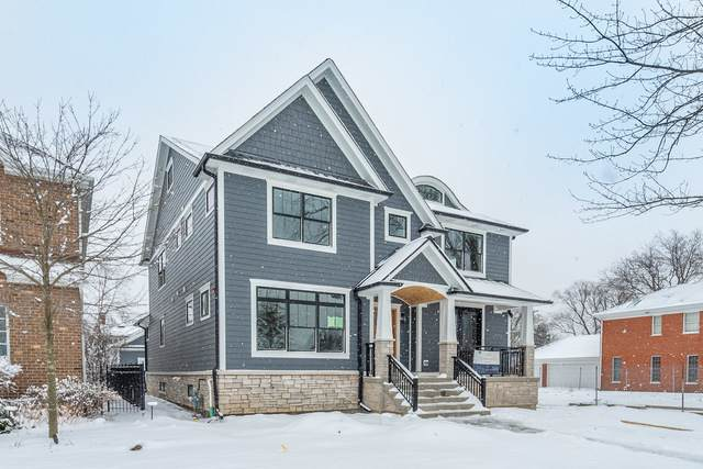 111 Prairie Avenue, Park Ridge, IL 60068 (MLS #10650843) :: Helen Oliveri Real Estate