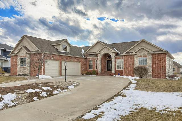 5018 Chestnut Grove Drive, Champaign, IL 61822 (MLS #10650858) :: Helen Oliveri Real Estate