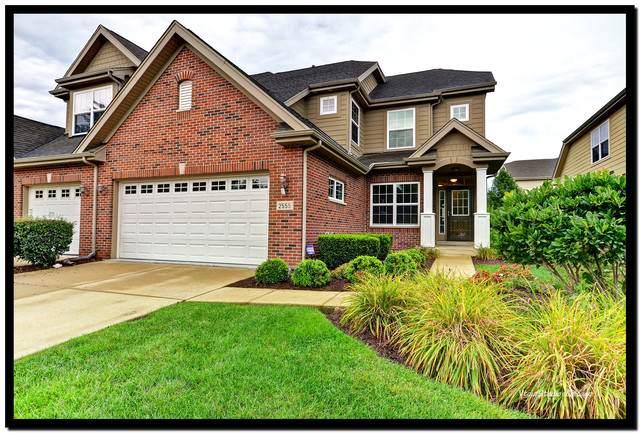 2555 Cedar Hill Lane, Woodridge, IL 60517 (MLS #10650860) :: Ryan Dallas Real Estate