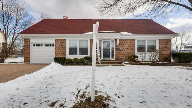 3775 Lexington Drive, Hoffman Estates, IL 60192 (MLS #10650864) :: Property Consultants Realty