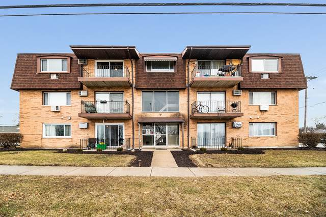 11000 S Central Avenue 3A, Chicago Ridge, IL 60415 (MLS #10650878) :: Property Consultants Realty