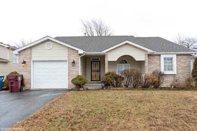 22519 Plum Creek Drive, Sauk Village, IL 60411 (MLS #10650888) :: Property Consultants Realty