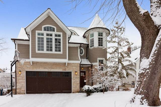 606 S Thurlow Street, Hinsdale, IL 60521 (MLS #10650910) :: Helen Oliveri Real Estate