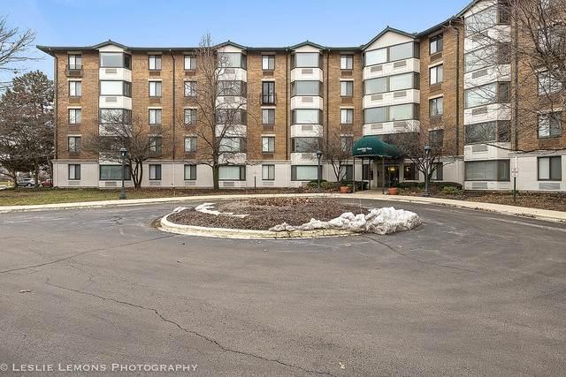 470 Fawell Boulevard #220, Glen Ellyn, IL 60137 (MLS #10650937) :: Helen Oliveri Real Estate