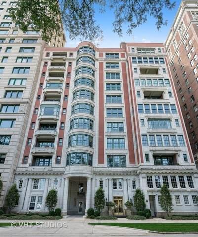 199 E Lake Shore Drive 11E, Chicago, IL 60611 (MLS #10650938) :: John Lyons Real Estate