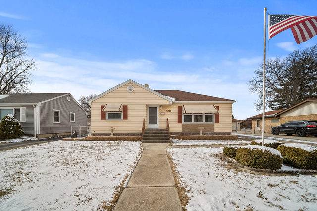 530 N Grace Street, Lombard, IL 60148 (MLS #10650940) :: Helen Oliveri Real Estate