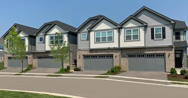 3S490 Barkley Avenue 19-5, Warrenville, IL 60555 (MLS #10650982) :: Helen Oliveri Real Estate