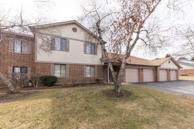 1515 W Partridge Lane #5, Arlington Heights, IL 60004 (MLS #10651002) :: Angela Walker Homes Real Estate Group