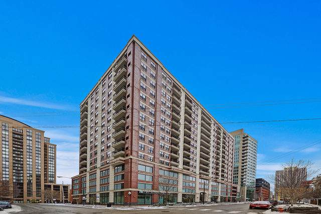 451 W Huron Street #1402, Chicago, IL 60610 (MLS #10651011) :: John Lyons Real Estate