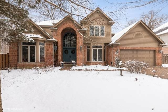 3860 Timbers Edge Lane, Glenview, IL 60025 (MLS #10651097) :: John Lyons Real Estate