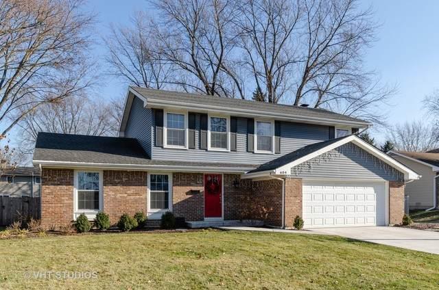 604 Dawes Street, Libertyville, IL 60048 (MLS #10651177) :: Lewke Partners