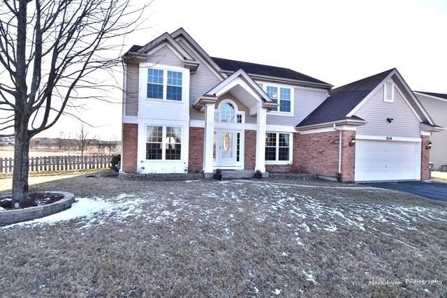 504 Brookhaven Circle, Sugar Grove, IL 60554 (MLS #10651243) :: Lewke Partners