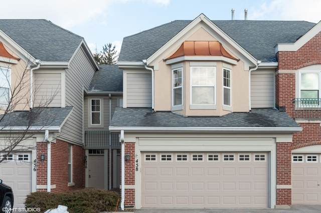 458 E Pine Lake Circle, Vernon Hills, IL 60061 (MLS #10651258) :: Lewke Partners