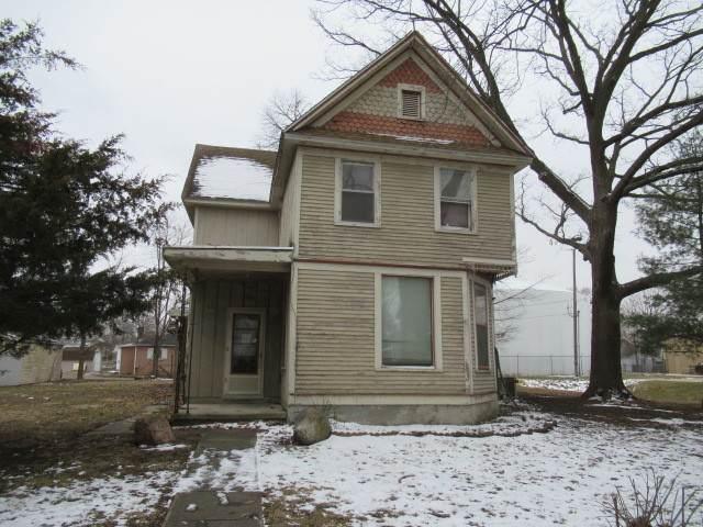 211 E Reynolds Street, TOLONO, IL 61880 (MLS #10651660) :: Littlefield Group
