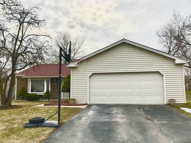 151 E Cedarwood Court, Palatine, IL 60067 (MLS #10651729) :: Helen Oliveri Real Estate