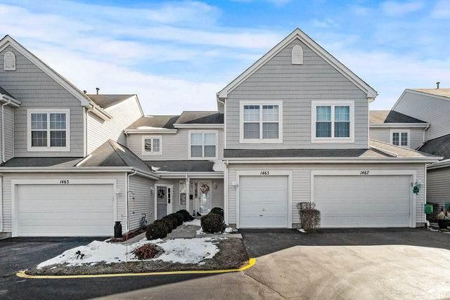 1465 Meadowsedge Lane #3, Carpentersville, IL 60110 (MLS #10651810) :: Suburban Life Realty