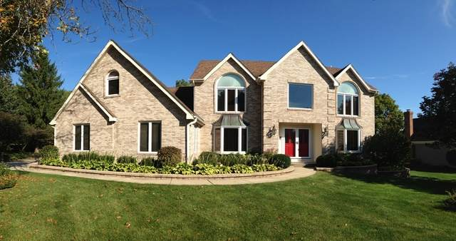 804 Abbey Drive, Glen Ellyn, IL 60137 (MLS #10651860) :: John Lyons Real Estate