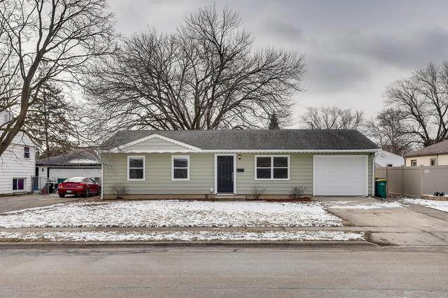 21 Dover Avenue, Romeoville, IL 60446 (MLS #10651919) :: The Wexler Group at Keller Williams Preferred Realty