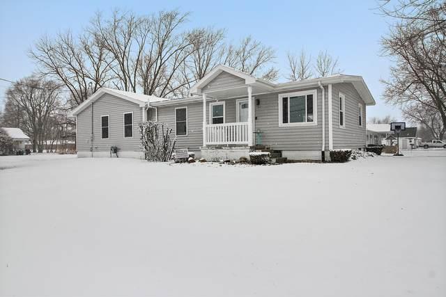 501 W 2nd Street, Gilman, IL 60938 (MLS #10651960) :: Littlefield Group