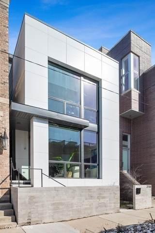 2116 W Race Avenue, Chicago, IL 60612 (MLS #10652125) :: Ryan Dallas Real Estate
