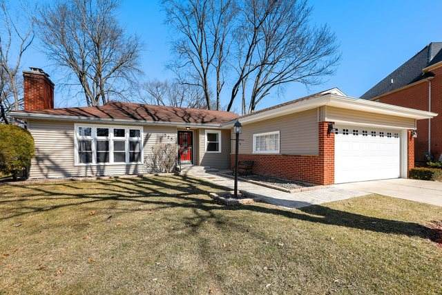 525 E Hillside Road, Naperville, IL 60540 (MLS #10652455) :: Property Consultants Realty