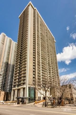 6007 N Sheridan Road 17DF, Chicago, IL 60660 (MLS #10652627) :: BN Homes Group