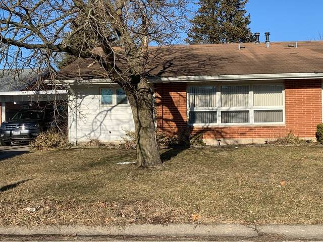 1634 Golfview Circle #1634, Rantoul, IL 61866 (MLS #10652640) :: Ryan Dallas Real Estate