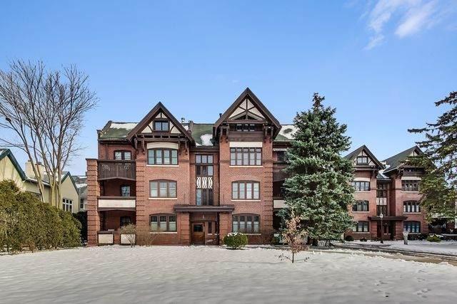 108 S East Avenue #3, Oak Park, IL 60302 (MLS #10653293) :: Helen Oliveri Real Estate