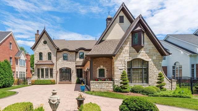 5835 S Grant Street, Hinsdale, IL 60521 (MLS #10653343) :: Knott's Real Estate Team