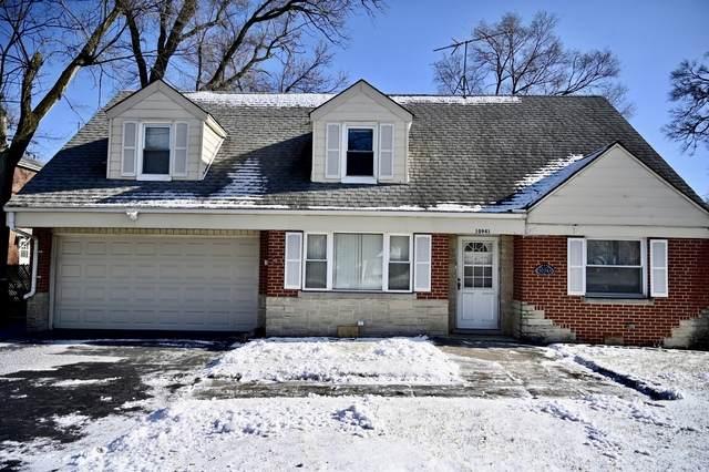 10941 Ridgeland Avenue, Chicago Ridge, IL 60415 (MLS #10654044) :: Property Consultants Realty