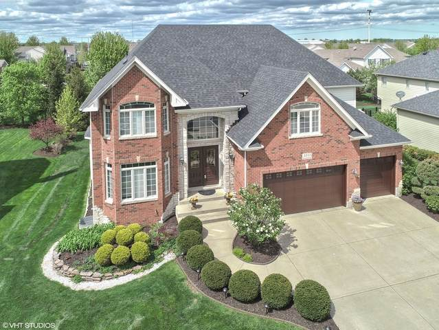 3111 Kewanee Lane, Naperville, IL 60564 (MLS #10654259) :: Ani Real Estate