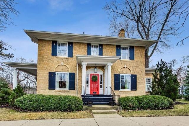 644 N Oak Park Avenue, Oak Park, IL 60302 (MLS #10654303) :: John Lyons Real Estate