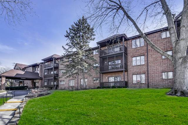 7737 W Golf Drive #106, Palos Heights, IL 60463 (MLS #10654772) :: John Lyons Real Estate
