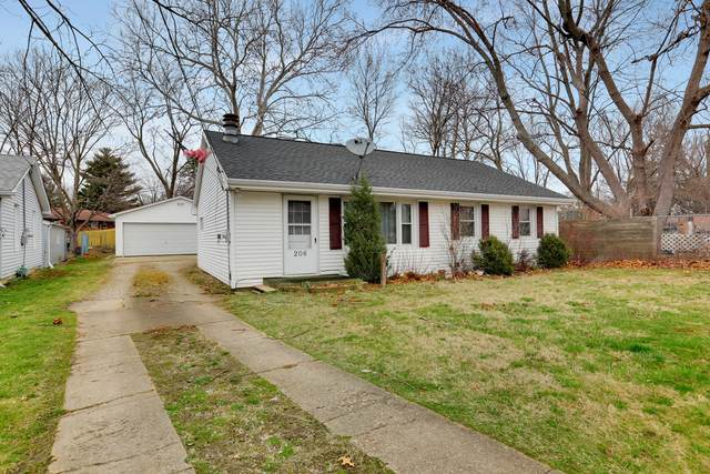 206 E State Street, Mahomet, IL 61853 (MLS #10654826) :: Property Consultants Realty