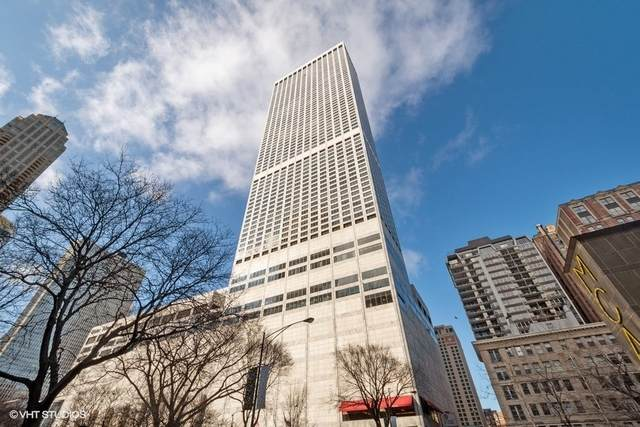 180 E Pearson Street #5803, Chicago, IL 60611 (MLS #10655015) :: John Lyons Real Estate