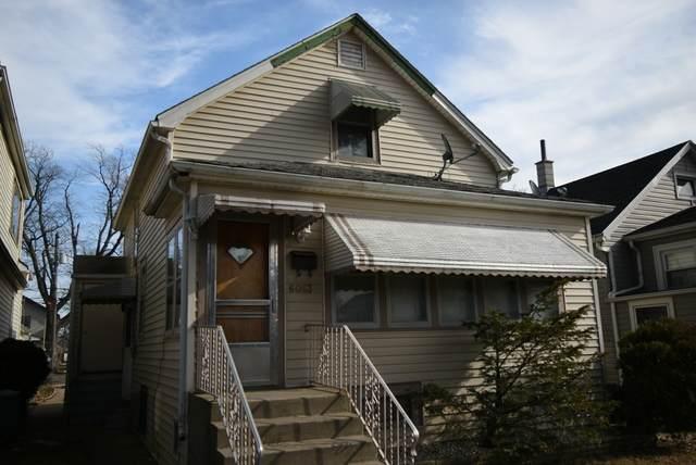 6063 S 76th Avenue, Summit, IL 60501 (MLS #10655610) :: Helen Oliveri Real Estate
