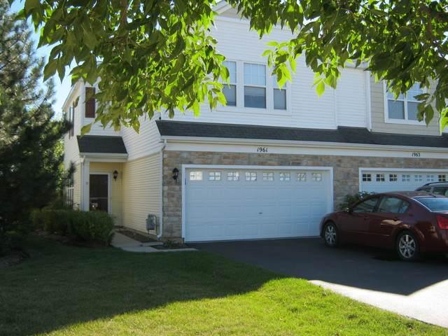 1961 Cobblestone Drive, Carpentersville, IL 60110 (MLS #10655859) :: John Lyons Real Estate