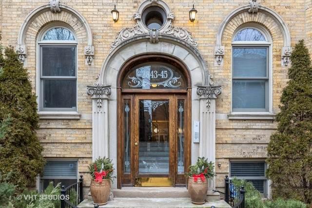 2845 N Burling Street 3N, Chicago, IL 60657 (MLS #10656023) :: John Lyons Real Estate