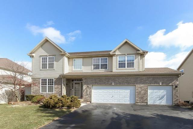 371 Lake Plumleigh Way, Algonquin, IL 60102 (MLS #10656224) :: John Lyons Real Estate