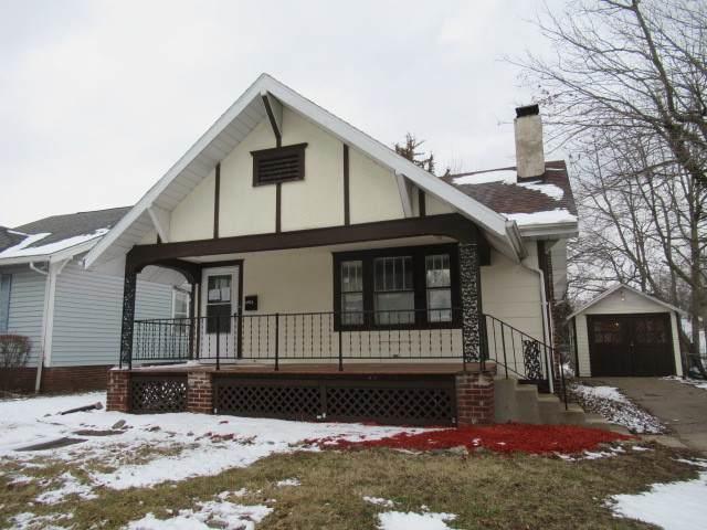 1421 Oak Street, Danville, IL 61832 (MLS #10656380) :: Suburban Life Realty
