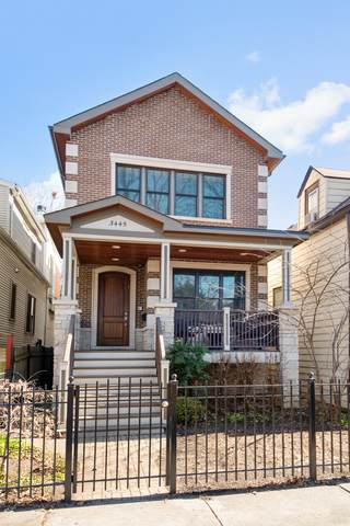 3445 N Hamilton Avenue N, Chicago, IL 60618 (MLS #10656547) :: Touchstone Group