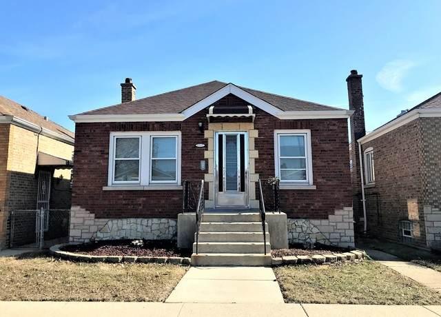 5717 S Kolmar Avenue S, Chicago, IL 60629 (MLS #10656562) :: John Lyons Real Estate