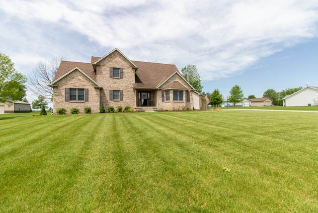 3384 Country Meadow Lane, HEYWORTH, IL 61745 (MLS #10656718) :: Janet Jurich
