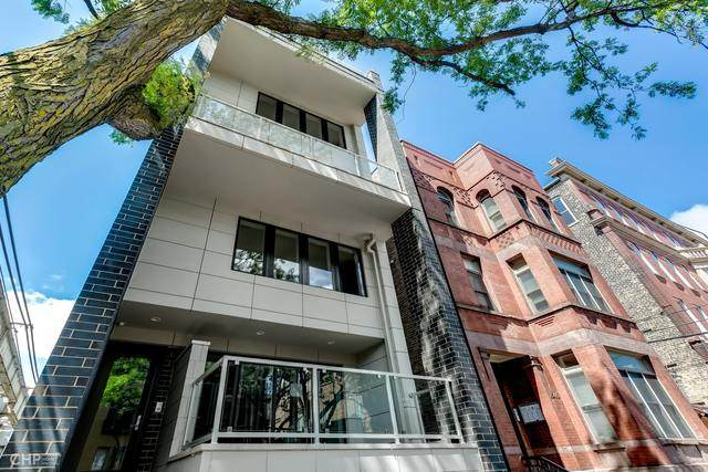 1542 N Hudson Avenue 2R, Chicago, IL 60610 (MLS #10656902) :: Littlefield Group