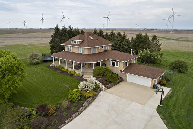 14871 800 North Avenue, Tiskilwa, IL 61368 (MLS #10657024) :: Property Consultants Realty