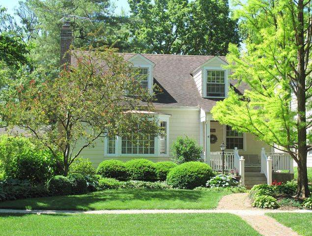 1217 Walnut Street, Western Springs, IL 60558 (MLS #10657289) :: Property Consultants Realty