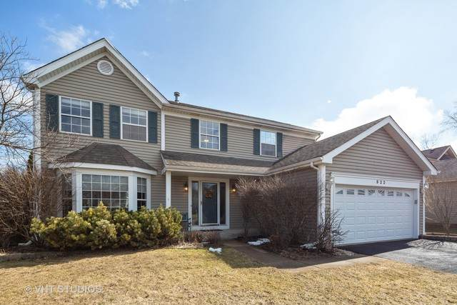 922 E Stone Creek Circle, Crystal Lake, IL 60014 (MLS #10657390) :: Property Consultants Realty
