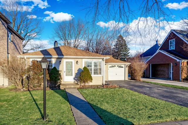 9011 Mango Avenue, Morton Grove, IL 60053 (MLS #10657495) :: Baz Network | Keller Williams Elite