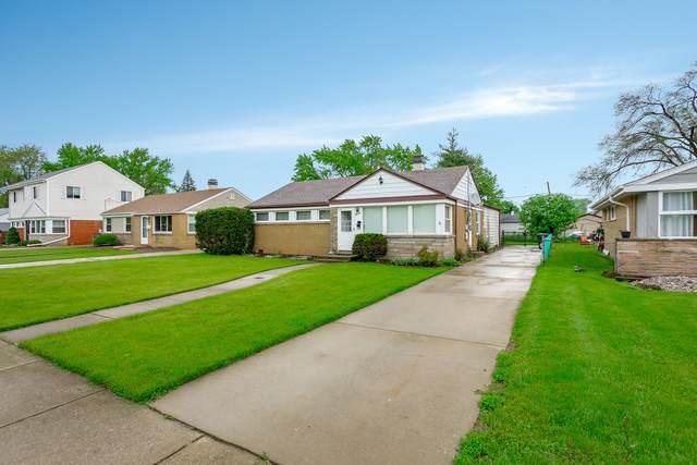 9319 National Avenue, Morton Grove, IL 60053 (MLS #10657580) :: Baz Network   Keller Williams Elite