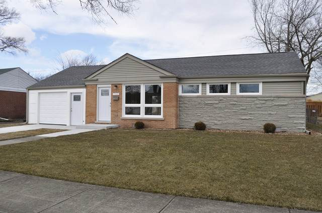 7044 Emerson Street, Morton Grove, IL 60053 (MLS #10658002) :: Baz Network   Keller Williams Elite